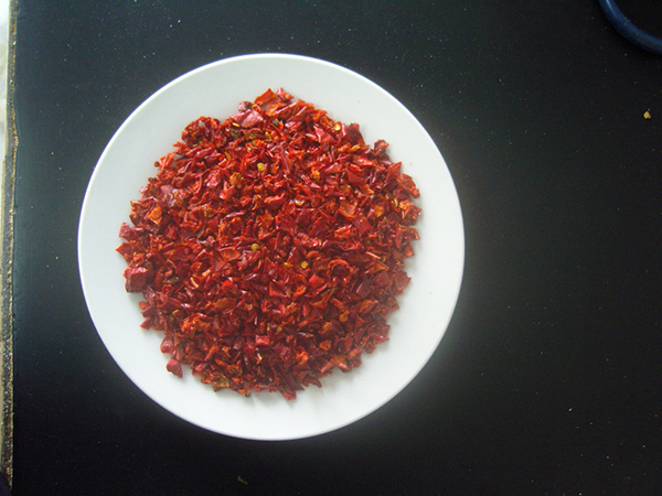 Red bell pepper granules红椒粒.JPG